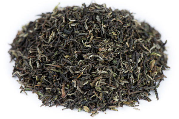 Darjeeling, black tea, first flush