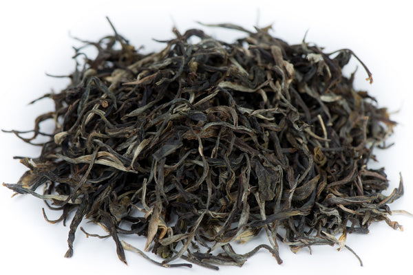Bulang Village raw puerh tea