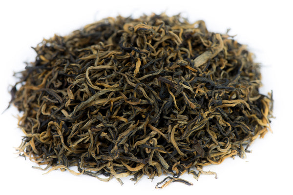 Golden Buds, black tea, dian hong