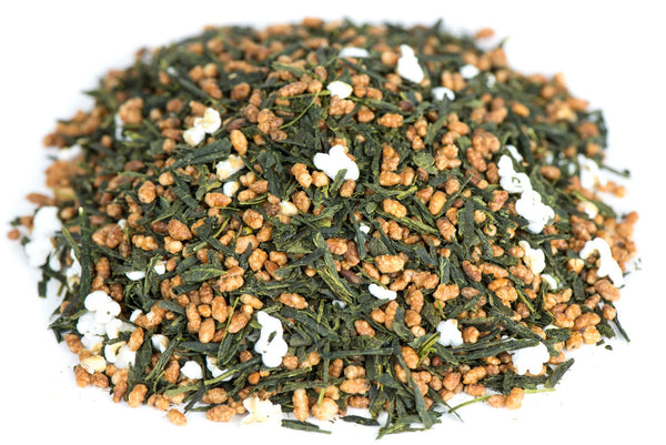 Dragon Crisp Genmaicha green tea