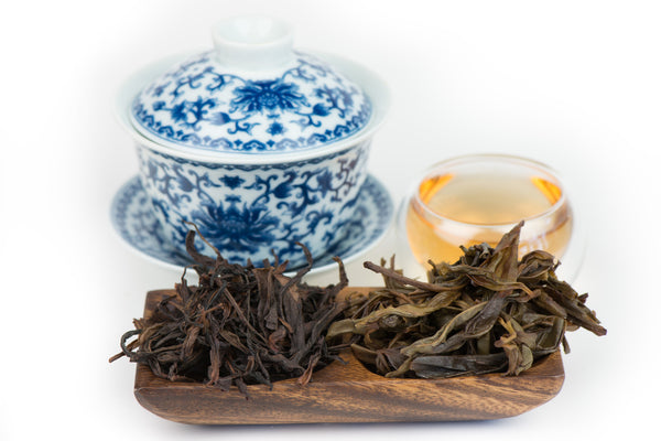 oolong, tea, phoenix honey orchid