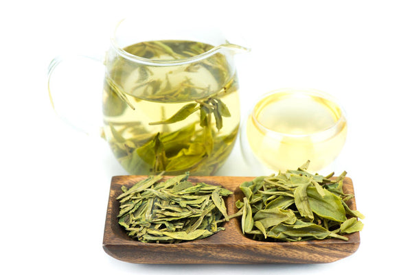 Dragonwell Xihu Longjing green tea