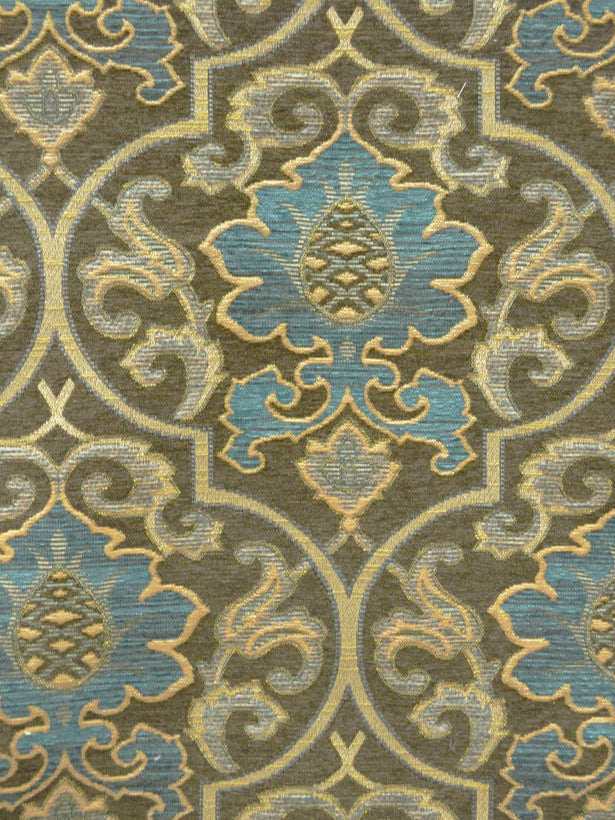Damask/Medallion