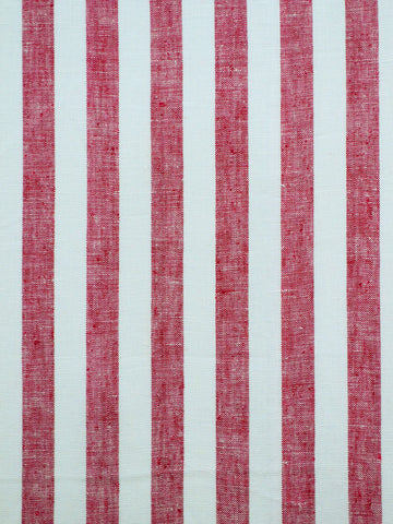 BIRMINGHAM 1 IN. STRIPE CRANBERRY