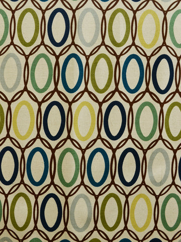 geometric print, latest fabric trends, designer fabrics