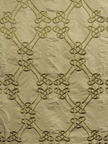 LP EMBD SILK TAUPE/TAUPE