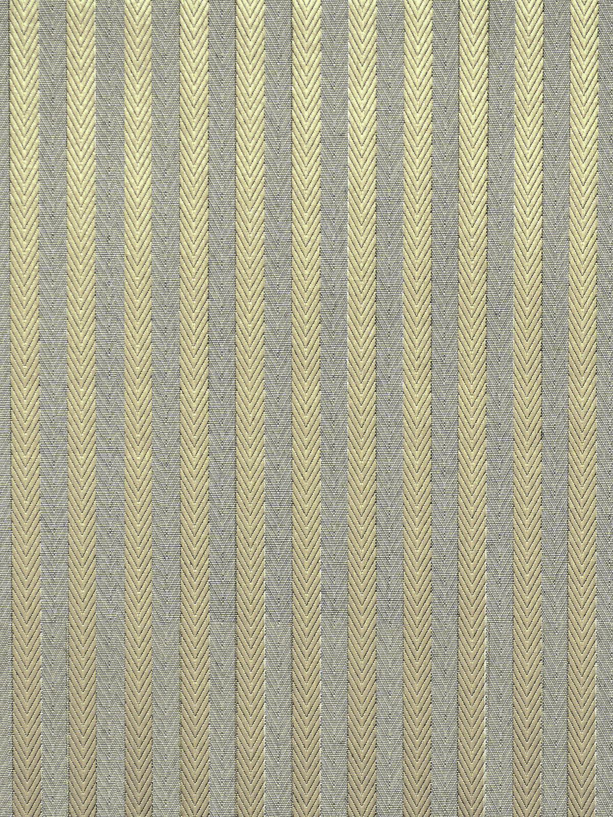 neutral faux silk, gray faux silk, gray stripe fabric