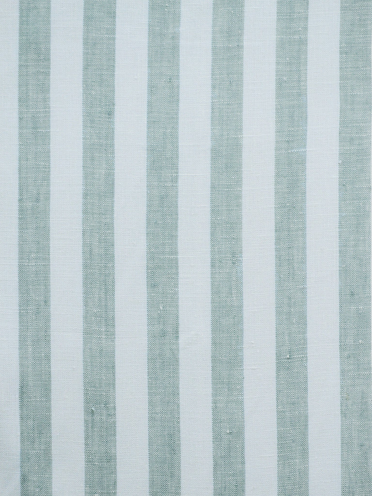 blue stripe print, blue drapery fabric, internet fabric store