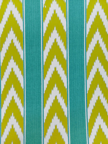 IKAT STRIPE ISLAND (Outdoor)