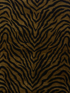 tiger stripe, animal print, home decor