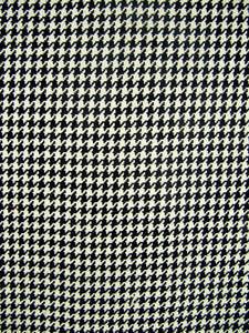 houndstooth fabric, designer fabrics, home decor