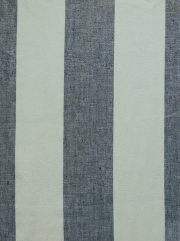 indigo stripe print, navy stripe print, blue wide stripe fabric