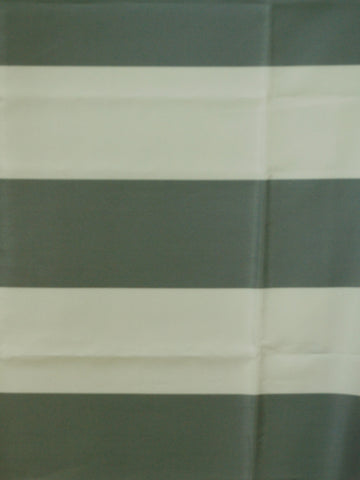 gray faux silk, green stripe drapery fabric, faux silk drapery fabric