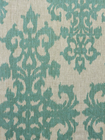 CASABLANCA FADED TURQUOISE / OATMEAL
