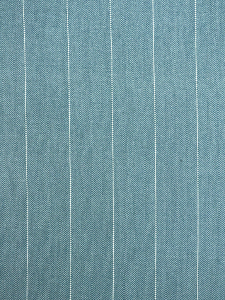 teal woven stripe, best fabric store in atlanta, atlanta fabric store