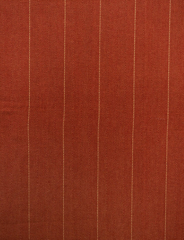 terra cotta woven stripe, best fabric store in atlanta, atlanta fabric store