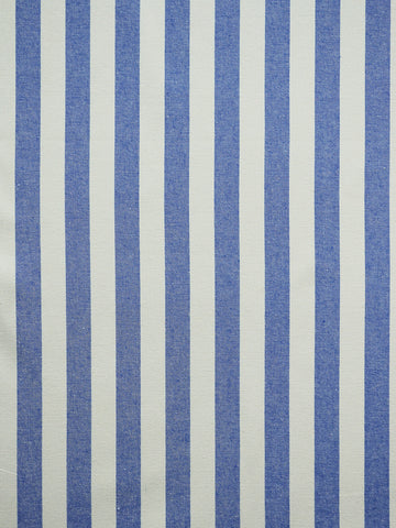 WAKEFIELD 1 IN. STRIPE FRENCH BLUE