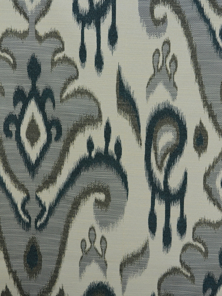 neutral ikat upholstery fabric, neutral kilim upholstery fabric, best fabric store in atlanta