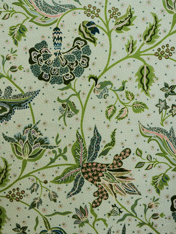 green floral prints, floral drapery fabrics, best fabric store in atlanta
