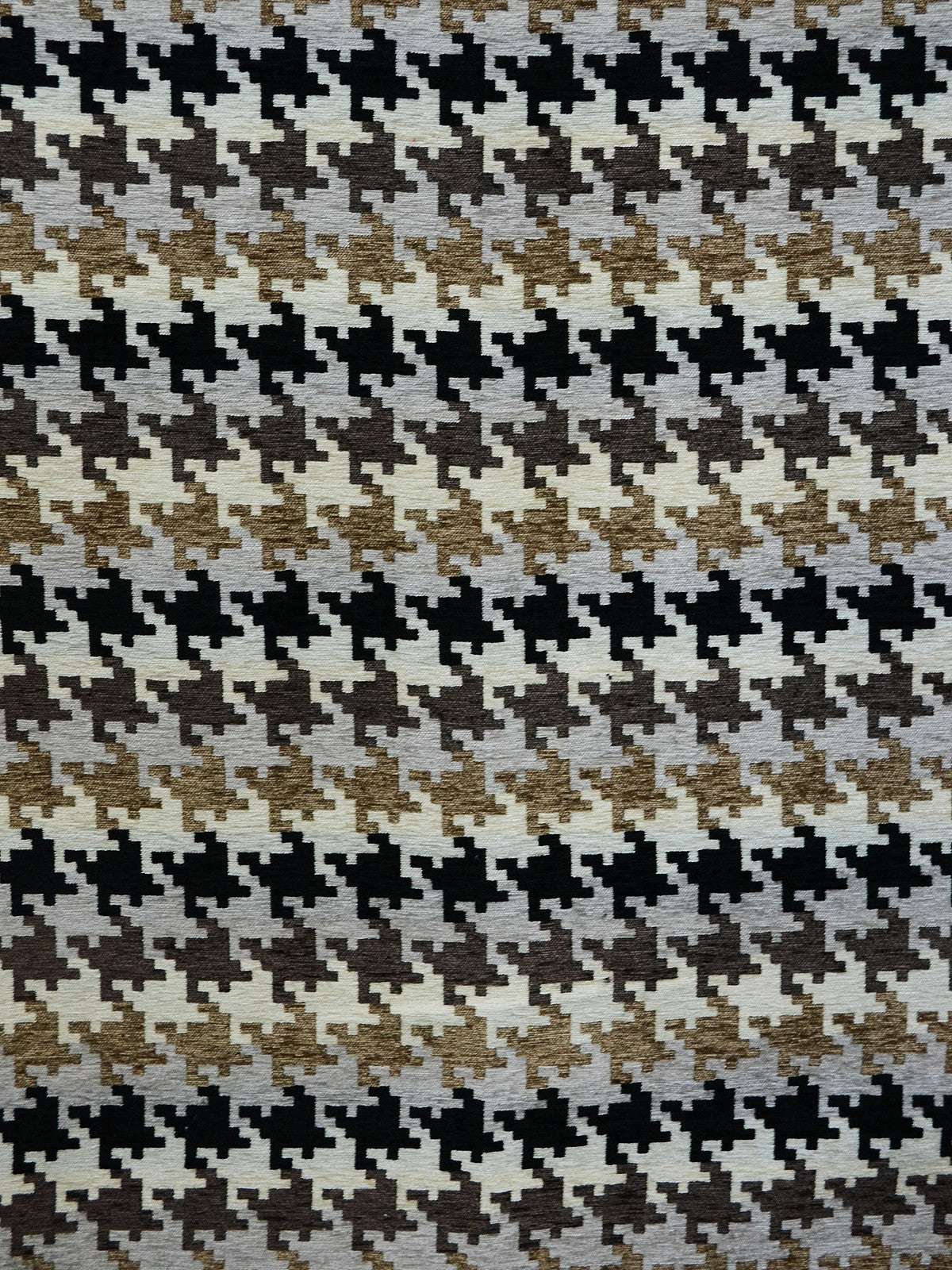 gray houndstooth fabric, gray decorator fabrics, best fabric store in atlanta