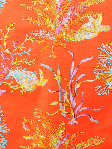 novelty print, tropical prints, designer fabrics
