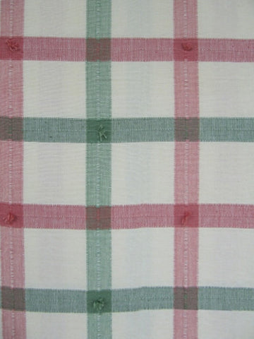 GUILFORD PLAID D2023 ROSE/GREEN