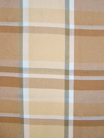 plaid fabric, decorator fabric, home decor