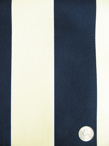 VERTICAL OUTDOOR DEEP BLUE (Outdoor fabric)
