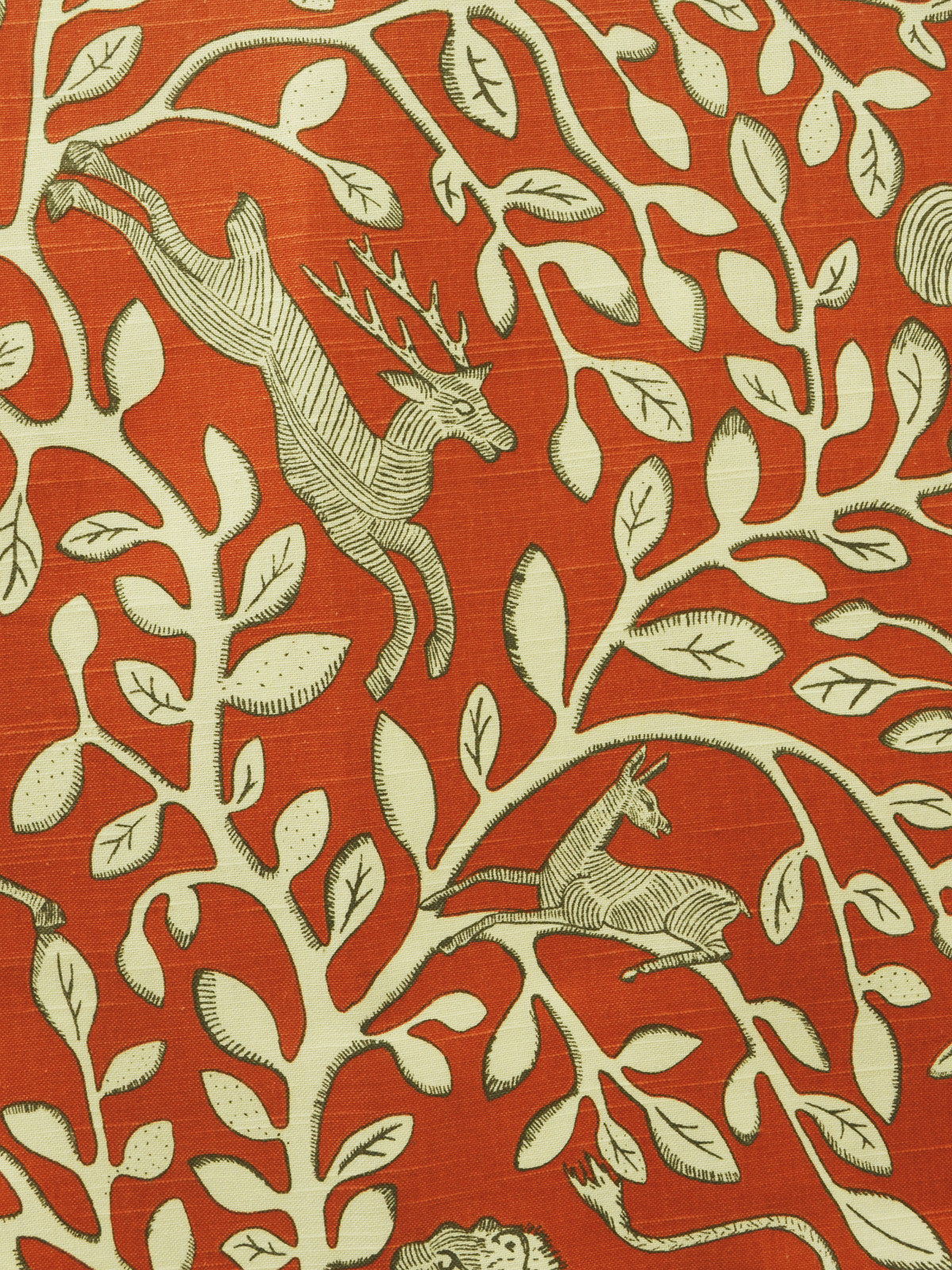 folk art, exotic print, designer fabric
