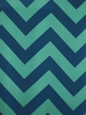 CHEVRON 2 NAVY/SURF (Sheer)