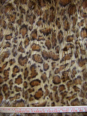 EYELASH LEOPARD BROWN