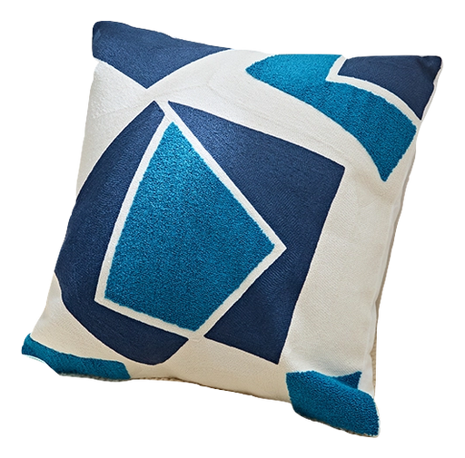 NORTIC EMBROIDERY PILLOW COVER