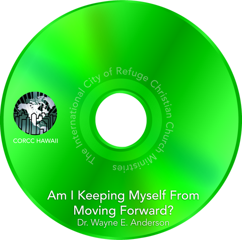 Am I Keeping Myself From Moving Forward? CD