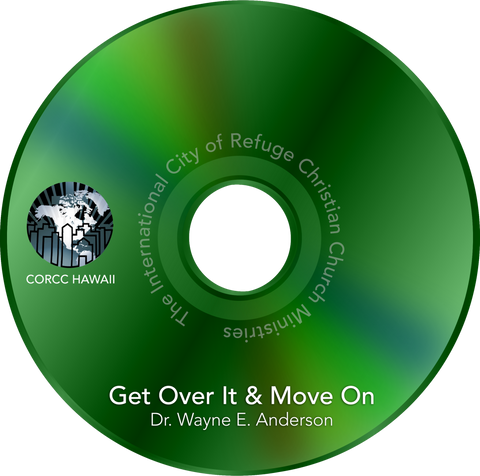 Get Over It and Move On CD