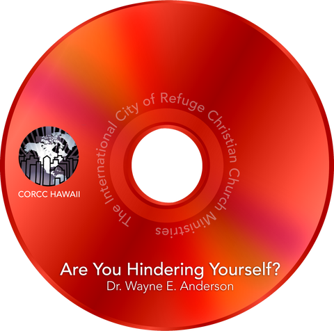 Are You Hindering Yourself? CD