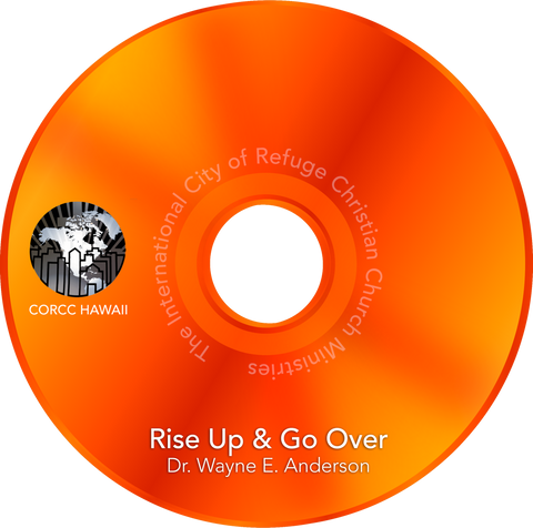 Rise Up & Go Over CD