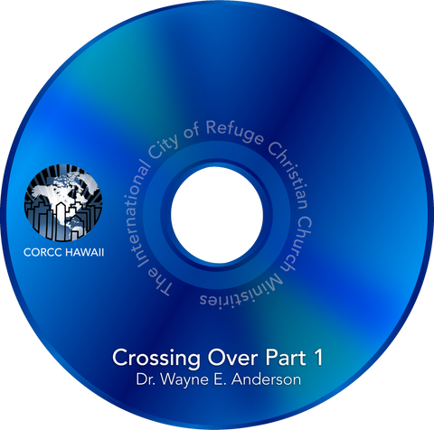 Crossing Over Pt. 1 CD