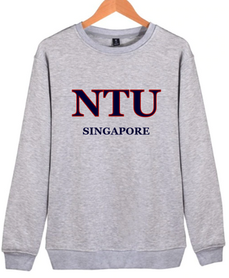 #20 NTU Unisex Sweatshirt (5 Colours)