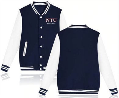 #21 NTU Unisex Sweatshirt with Button (4 Colours)