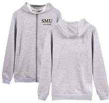 Load image into Gallery viewer, #23 SMU Unisex Hoodie with Zip (5 Colours)