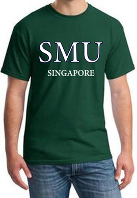 #11 SMU Men T-Shirt (12 Colours)