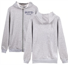 Load image into Gallery viewer, #23 SUTD Unisex Hoodie with Zip (5 Colours)