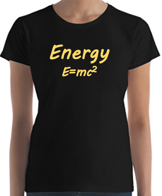 Science Women T-Shirt Collection