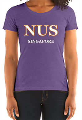 #1 NUS Women T-Shirt (12 Colours)