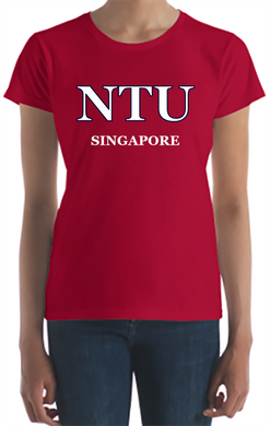 #01 NTU Women T-Shirt (12 Colours)