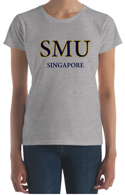 #1 SMU Women T-Shirt (12 Colours)