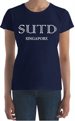 #1 SUTD Women T-Shirt (12 Colours)