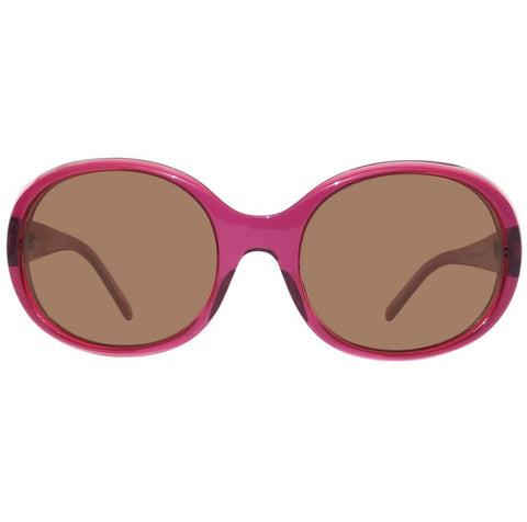 Christian Roth Sunglasses - Shopping Fever - in plum transparent front