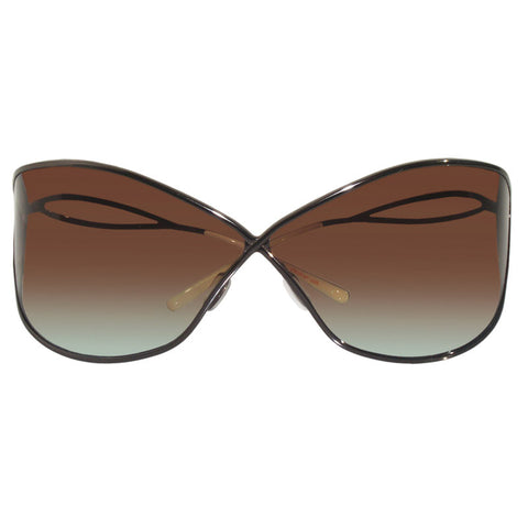 Christian Roth titanium hazel colored sunglasses