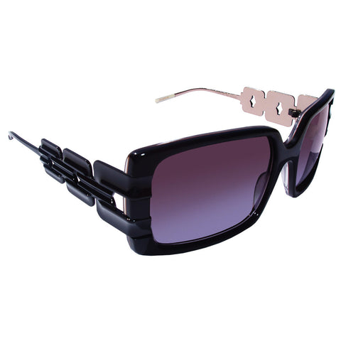 Christian Roth Sunglasses - C'hic-Hop Sleek - in black